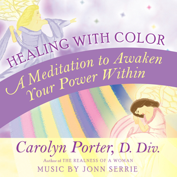 Healing With Color CD