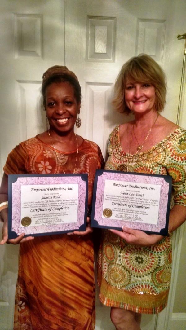 Life Skills Certified Trainer Program