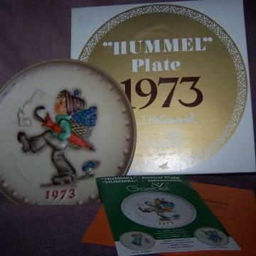 Goebel Hummel Vintage Plate